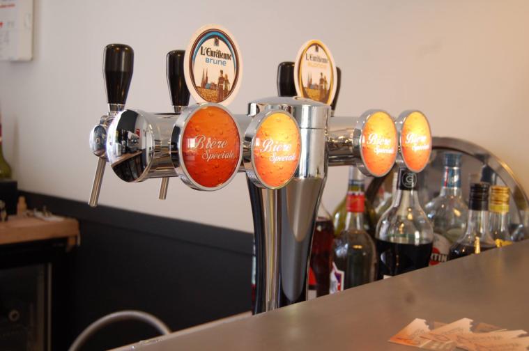 bar - cocktails Auberge Gilloise